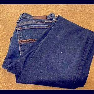 Lucky Brand Charlie Baby Boot jeans 00/24
